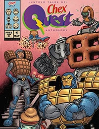 Untold Tales of Chex Quest