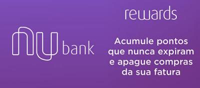 Programa de Pontos Nubank Rewards
