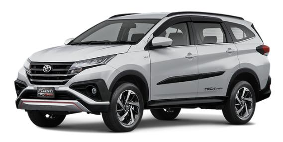 Yuk Simak Berbagai Varian Dan Harga Toyota Rush Yang Perlu Anda Ketahui