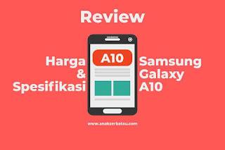 Setelah sebelumnya samsung meluncurkan Galaxy J Harga dan Spesifikasi Samsung Galaxy A10, HP Terbaik Di Harga Satu Jutaan