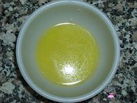 Mantequilla derretida
