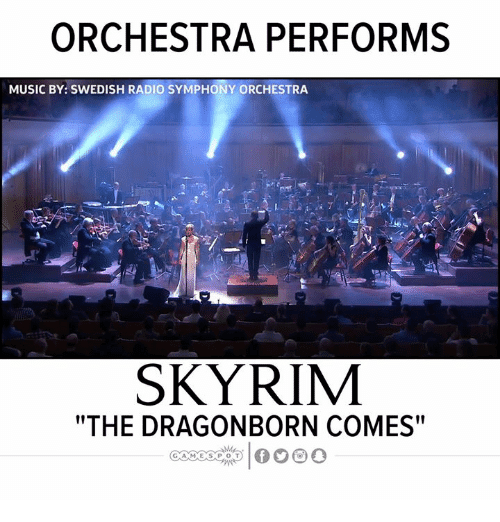 Skyrim: The Dragonborn Comes