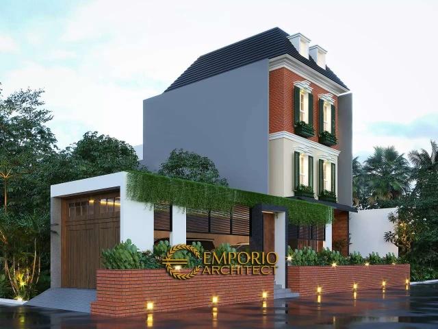 Rumah Modern Classic