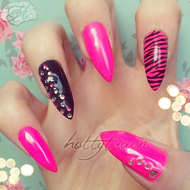Beauty And Brains Zebra Nagel
