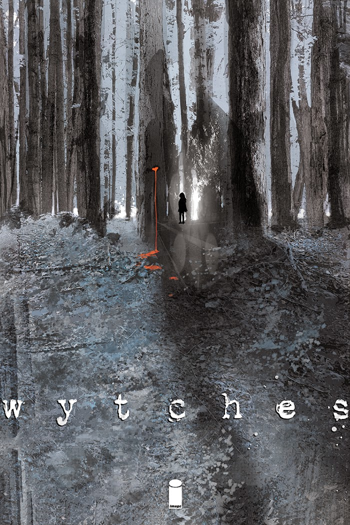 Wytches #1 Cover Art