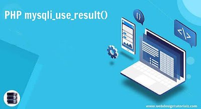 PHP mysqli_use_result() Function