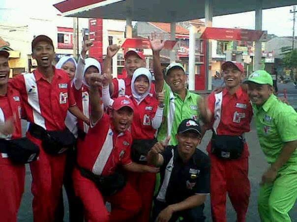 Lowongan Semarang SPBU 4450208 Kedungmundu Dibutuhkan karyawan Operator SPBU