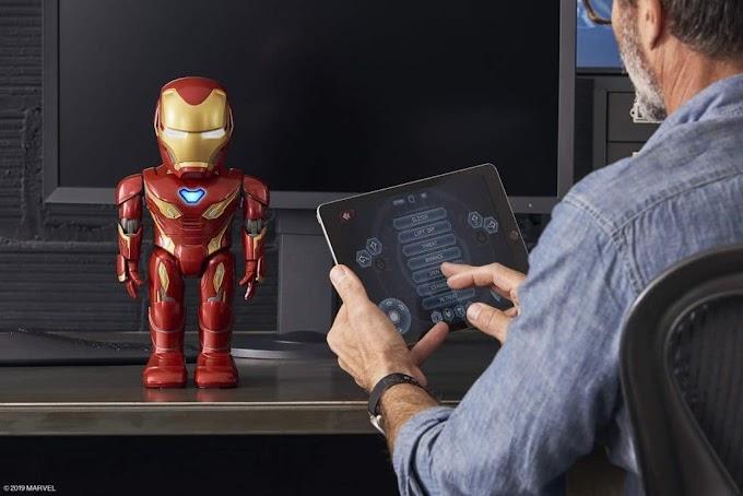 SORTEIO: Ganhe seu próprio Robô do Homem de Ferro MK50!!