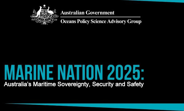 THE PAPER | Marine Nation 2025: Australia's Maritime Sovereignty, Security and Safety