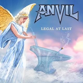 """Το βίντεο των Anvil για το """"Legal at Last"""" από το ομότιτλο album"""