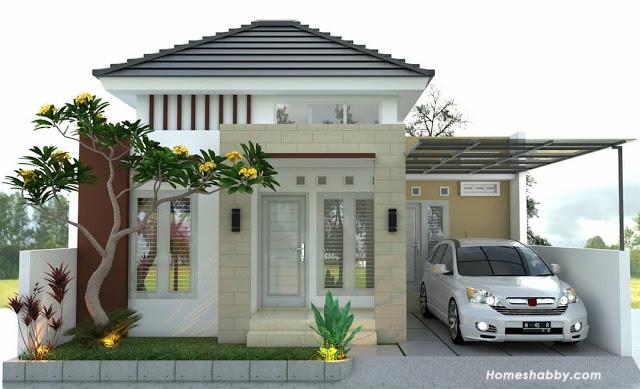 Desain Dan Denah Rumah Minimalis Modern Lengkap Dengan Inspirasi Interior Ruang Homeshabby Com Design Home Plans Home Decorating And Interior Design