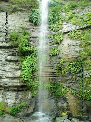 Chhoto darogar hat Waterfall - Chittagong
