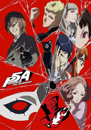 Persona 5 the Animation SS2