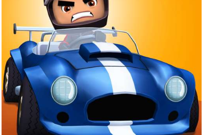 Rev Heads Rally v3.0 Mod Apk (Unlimited Money) Terbaru