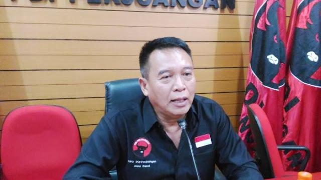 PDIP Isyaratkan Eks Ajudan BJ Habibie Masuk Kabinet Jokowi