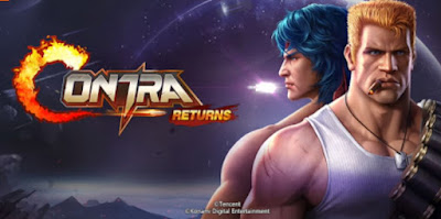 Contra is a well-known game on the internet like (super Mario) in which Contra Live their game preserve which was launched in July, it's available in IOS and Android and they changed the names Contra to Contra Returns.