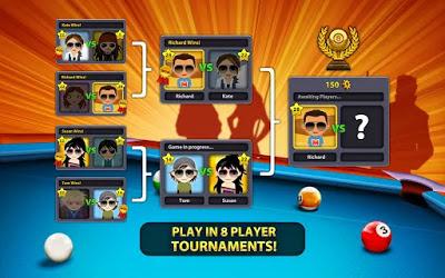 تحميل لعبة بلياردو الرائعة Ball Pool MOD مهكرة كاملة للاندرويد باخر تحديث