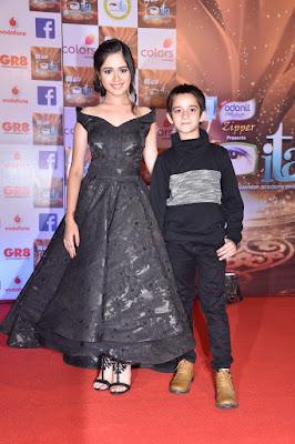 Tu-Aashiqui-serial-actress-Jannat-Zubair-Rahmani-aka-Pankti-dressed-beautifully-for-ITA-Awards-2017-pic