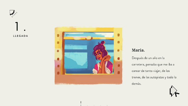 Captura de Maria en Assemble with Care