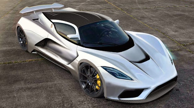 Hennessey announced even more toxic Venom F5.