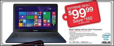 Staples Laptop Deals