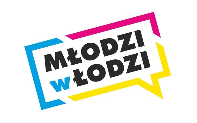 Młodzi w Łodzi - logo