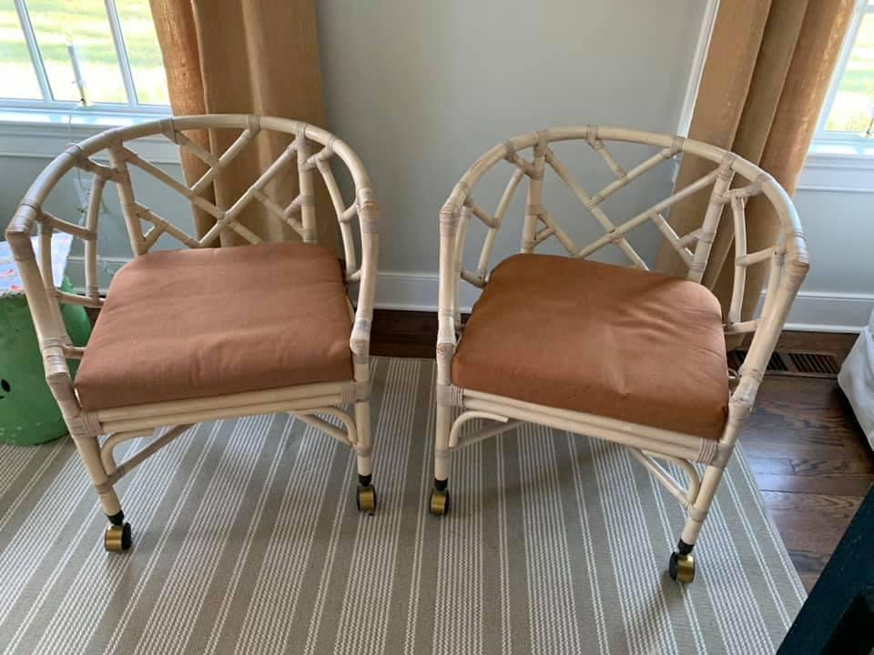 Facebook Marketplace vintage furniture