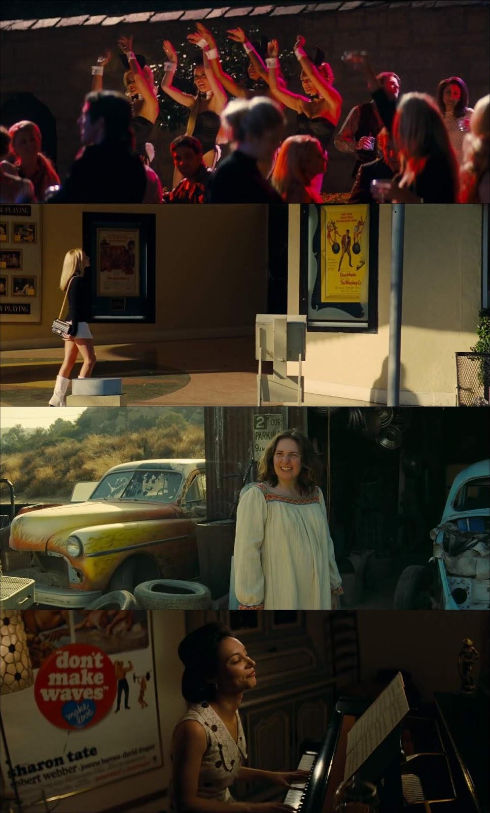 Había una vez en… Hollywood (2019) HD 720p Latino