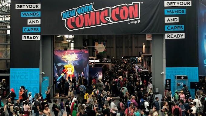 Se cancela la New York Comic Con y se convierte en evento online
