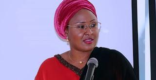 An kuma: Aisha Buhari tayi kaca-kaca da gwamnatin shugaba Buhari