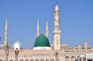 خلفيات المسجد النبوي عالية الجودة