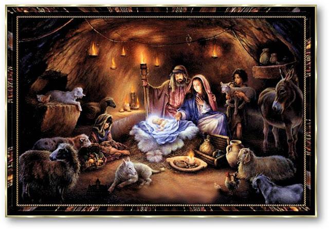 Χριστουγεννιάτικες Ευχές.