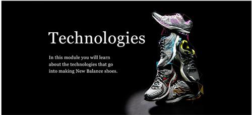0e073a28f Tecnologia aliada ao esporte. A divisão New Balance ...