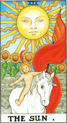 The Sun Tarot Card Meaning- Major Arcana