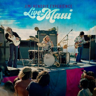 The Jimi Hendrix Experience - Live in Maui Music Album Reviews