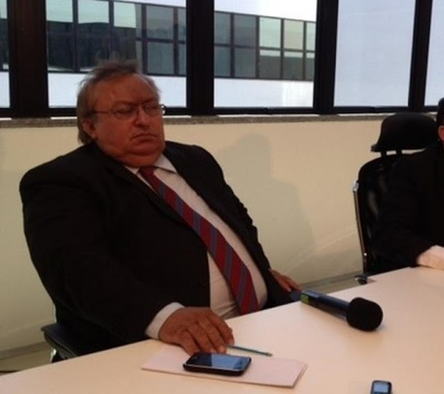 Famoso no caso Fernanda Lages, promotor Eliardo Cabral morre na UPA do Satélite, vítima da Covid-19