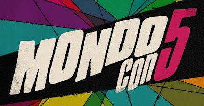 Mondo's MondoCon 2019 Logo