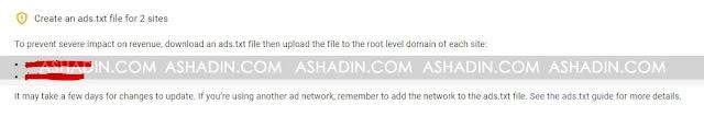 Fix Error Ads.txt Adsense Blogger Custom Domain