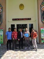 Koalisi Keadilan Untuk Desa Penyang Menyampaikan Permohonan Praperadilan di PN Palangka Raya