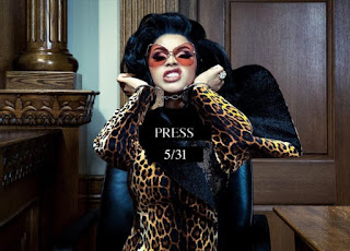 Cardi Teased New Music 'Press' Coming Soon - Listen