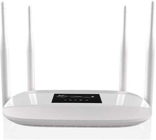 Review LIJINICT LM-321 4G LTE Router