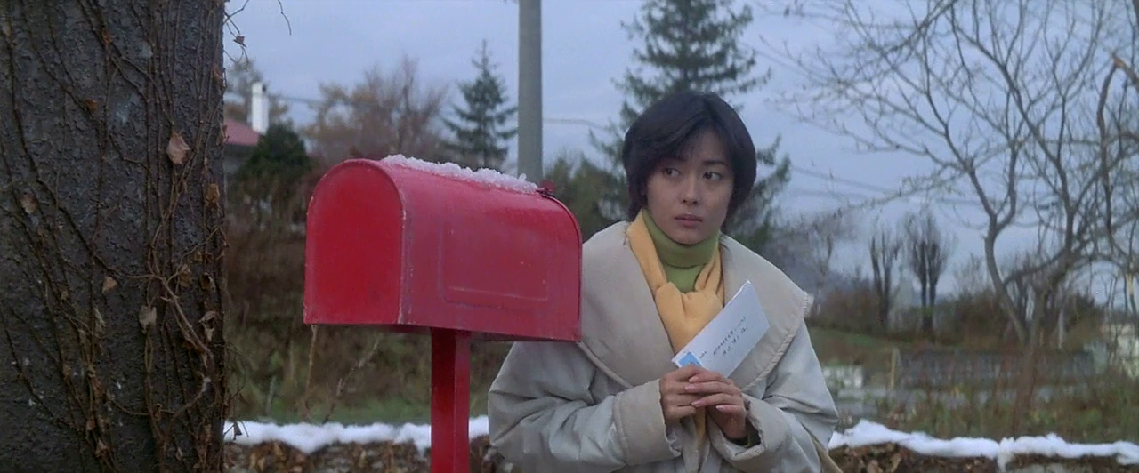 Watching Asia Film Reviews 98th Review Love Letter 1995