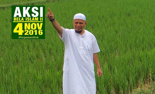 "Ustadz Arifin Ilham Ajak Umat Islam Bergabung dalam ""Aksi Bela Islam"" 4 November 2016"