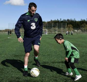 UEFA's work to develop grassroots football game