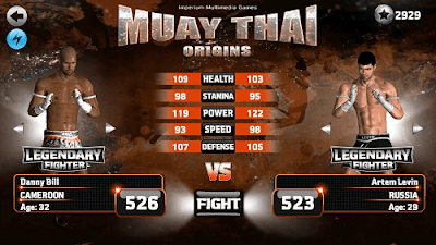 Muay Thai Fighting Origins v1.0.3 Mod Apk (Unlimited Money)2