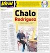 """Chalo Rodríguez Burgos : """"La poesía y la escritura es un remanso espiritual sanador y curador"""""""