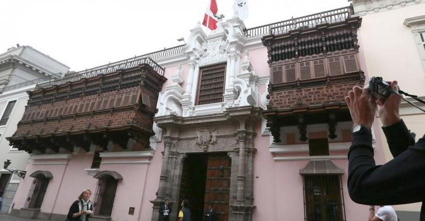 Presentan página web oficial de la «VIII Cumbre de las Américas» www.viiicumbreperu.org