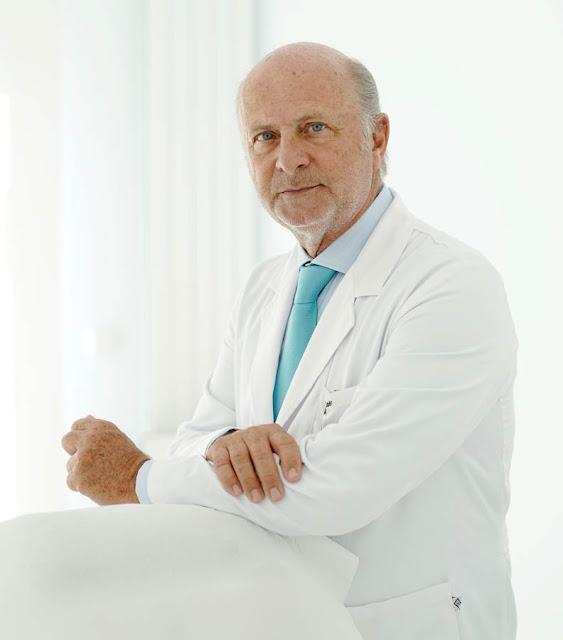 Entrevista al dermatólogo Pedro Jaén