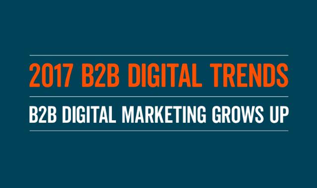 2017 B2B Digital Trends