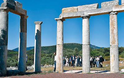 Αγωνία για τη συνέχιση των έργων στην Αρχαία Μεσσήνη
